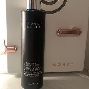 Monat Black 2-1 Shampoo + Conditioner